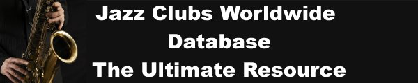 Jazz Clubs Worldwide Database. Offline and Online